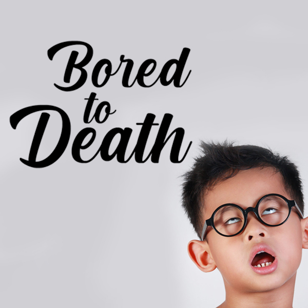 Bored to Death Album Art