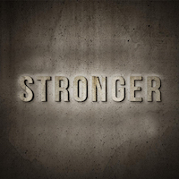 Stronger Album Art